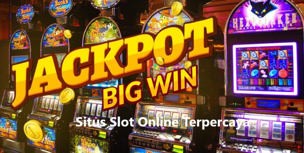 Jackpot Judi Slot Online Terbesar Uang Asli