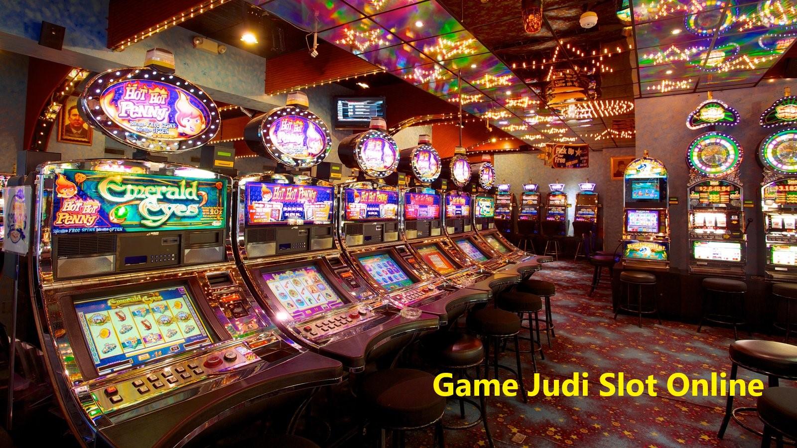 Website Game Judi Slot Online Terpercaya