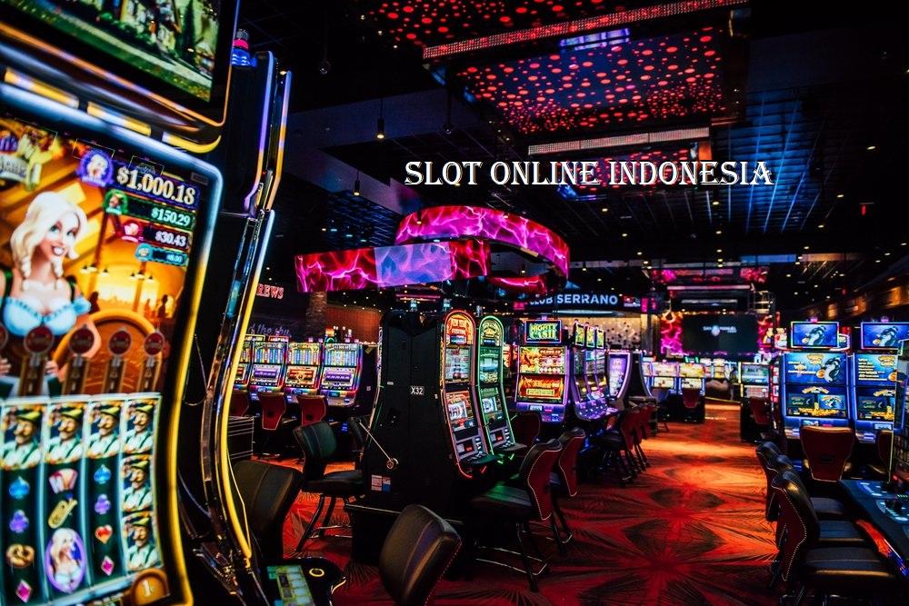 Agen Judi Slot Online Uang Asli Indonesia