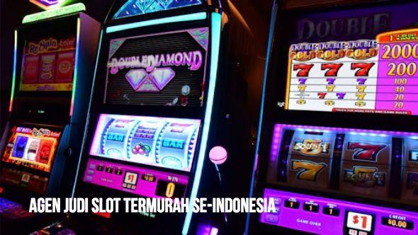 Agen Judi Slot Online Resmi Casino Terpercaya