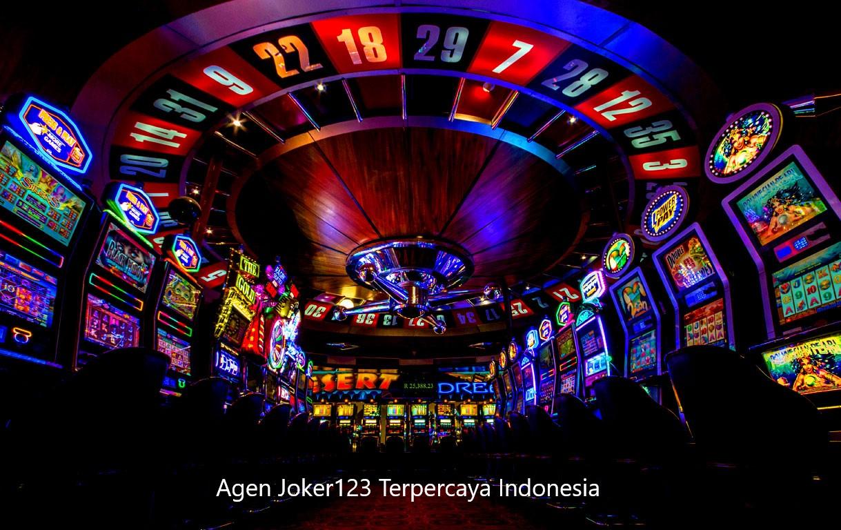 Meraih Agen Judi Slot Joker123 Online Resmi Dan Terpercaya
