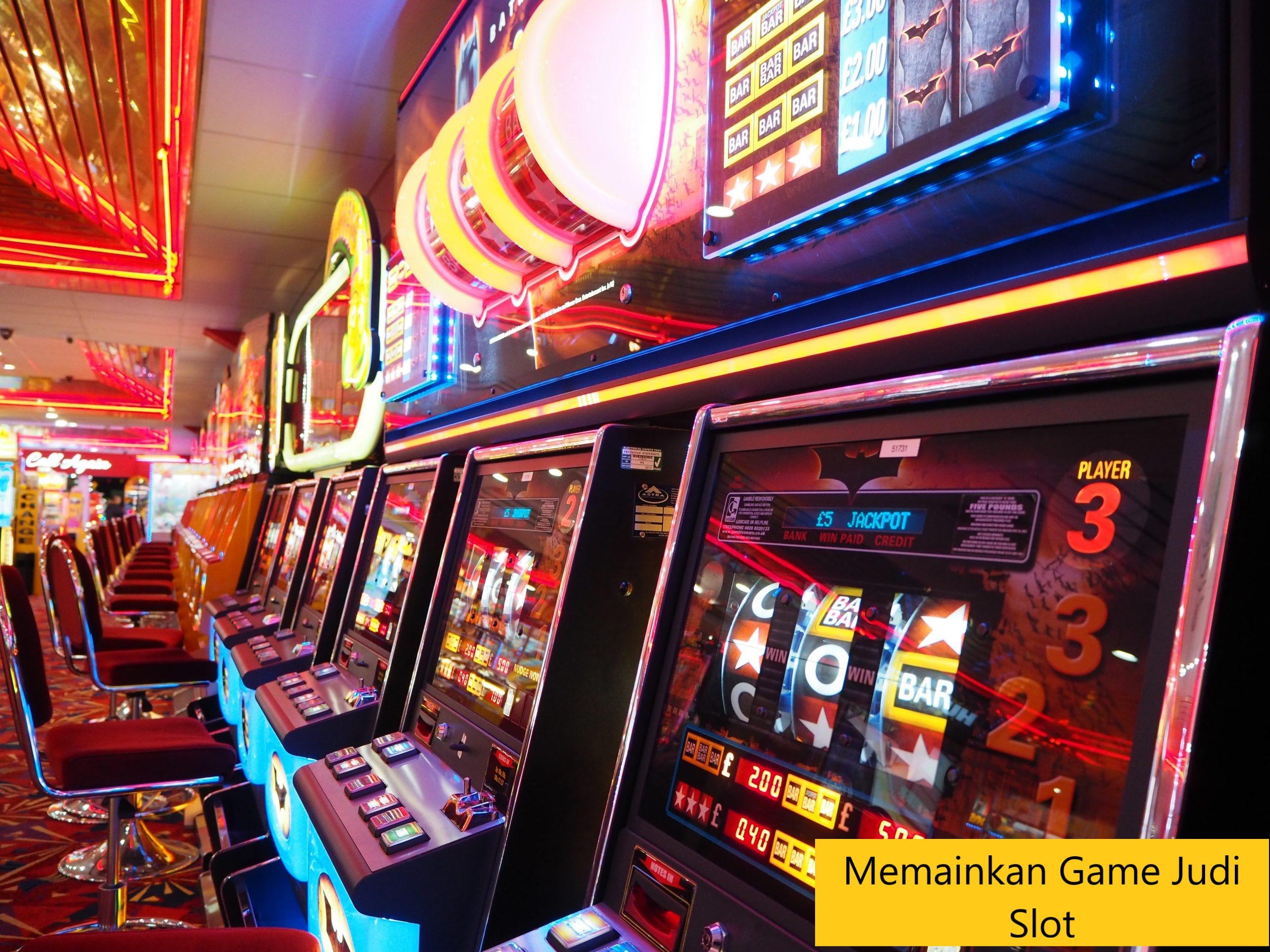 Beragam Jenis Permainan Atau Game Mesin Slot Terpopuler Via Online Deposit 10ribu