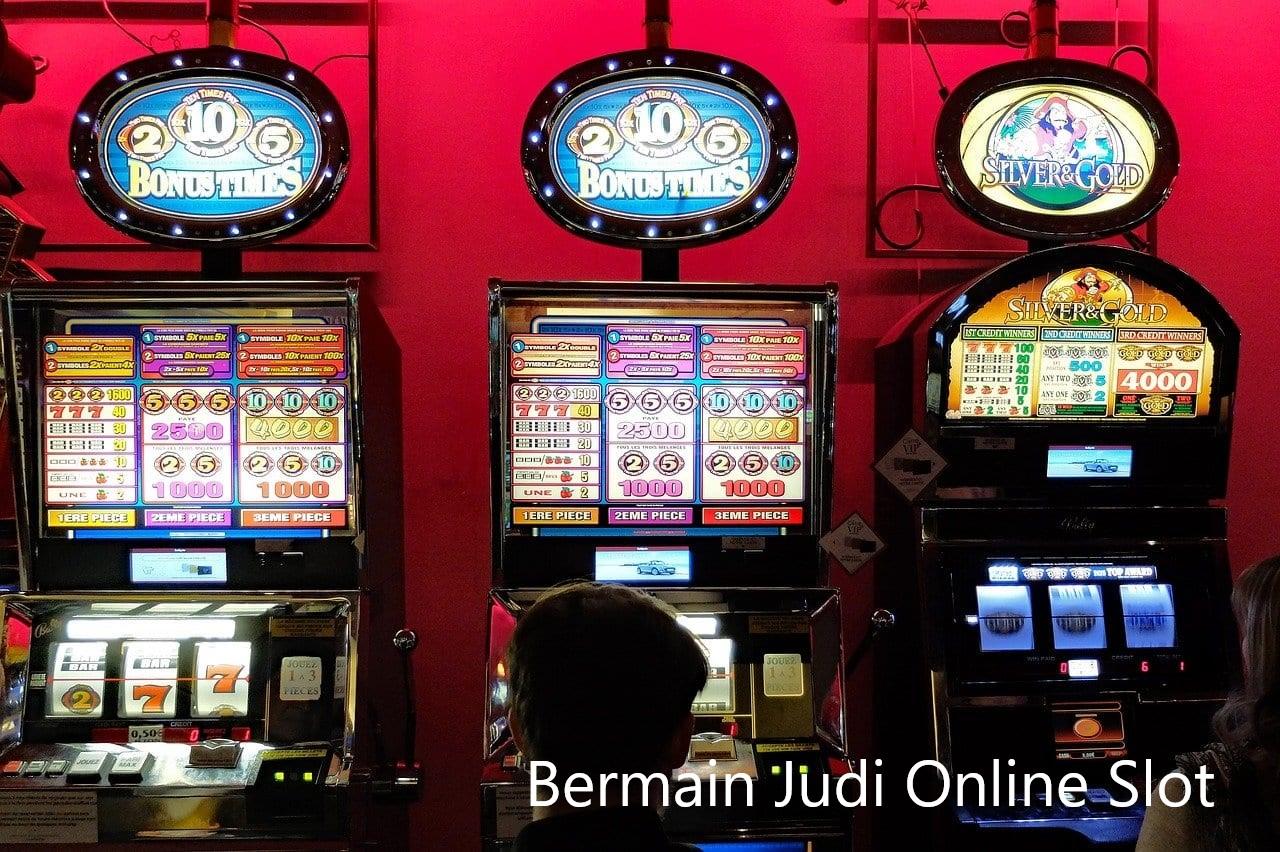 Situs Judi Slot Online Bet Rendah Terpercaya 2021