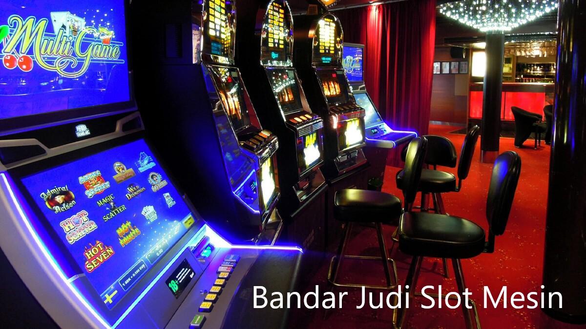 Perjudian Online Slot Mesin Jackpot Terpercaya